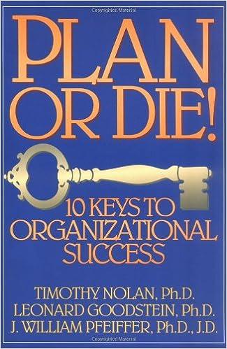 Amazon plan or die 10 keys to organizational success 10 keys to organizational success 1st edition fandeluxe Images
