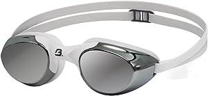 Barracuda Mermaid Mirror Swim Goggle for Adults (13110)