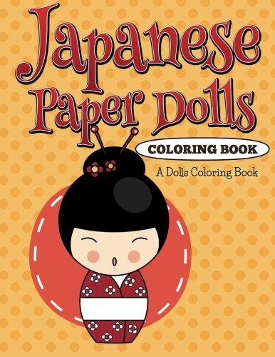 Japanese Kimono Paper Dolls - 2
