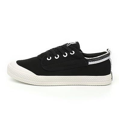 SPLNWTFHCNWPCB Student Weiße Schuhe/Sportschuhe/Klassischen Canvas-Schuh/Sportschuhe-E Fußlänge=22.8CM(9Inch) T3VCPDLMs