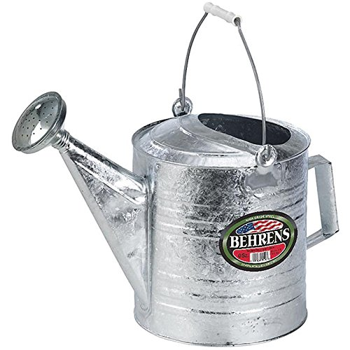 - Behrens 208 2-Gallon Steel Watering Can