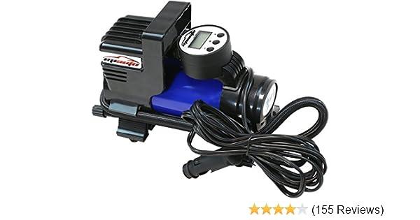 Amazon.com: EPAuto 12V-DC Portable Air Compressor Pump, Digital Tire Inflator by 100 PSI: Automotive
