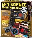 Kidz Labs - Spy Science Secret Message Kit - Ages 5+