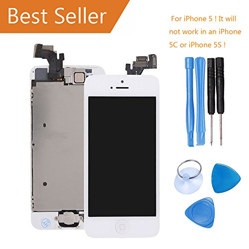 Ibaye LCD Display Touch Screen Digitizer Glass Lens Assembly Camera...