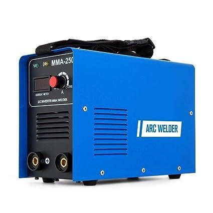 Máquina de soldadura micro ARC MMA Soldadora 250AMP DC 220V IGBT ...