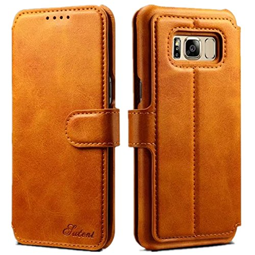 Leather Fashioneey Vintage Function Samsung Overview