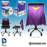 Entertainment Earth 22504 Patio Batgirl Yellow and Lavender Chair Cape