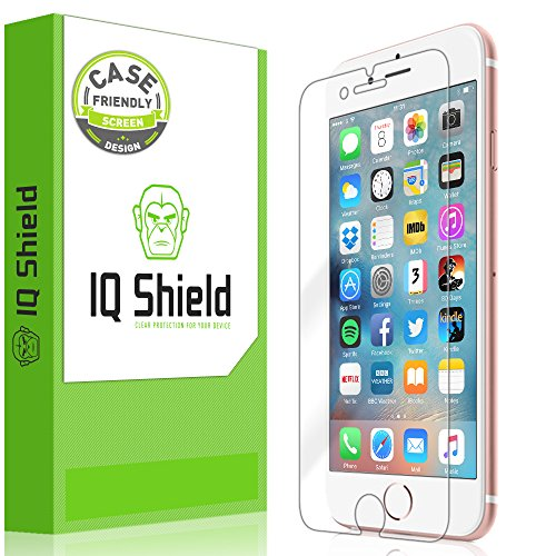 Apple iPhone 7 Screen Protector, IQ Shield LiQuidSkin Full Coverage Screen Protector...