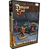 Dungeon Saga: Legendary Heroes of Dolgarth