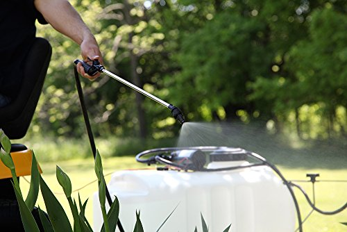 081174112607 - Brinly ST-25BH Tow Behind Lawn and Garden Sprayer, 25-Gallon carousel main 7