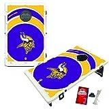 Best Baggo Victory Tailgate Bean Bag Toss Games - Victory Tailgate Minnesota Vikings NFL Baggo Bean Bag Review