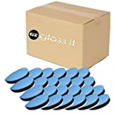Gloss-it GPIS-C Professional Interior Cleaning Sponge, (Pack of 24)