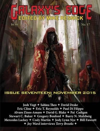 Galaxy's Edge Magazine: Issue 17, November 2015