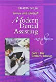 CD-ROM Set for Torres and Ehrlich Modern Dental Assisting, Bird, Doni L. and Robinson, Debbie S., 0721639216