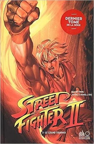 Street fighter II tome 3 - urban games: Amazon.es: Jeffrey