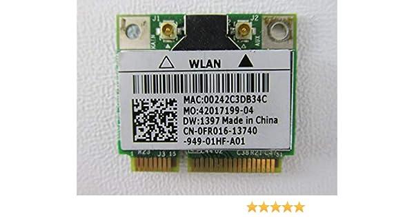 Drivers Update: Dell Desktop One 19 1397 Half MiniCard WLAN