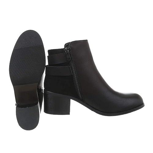 Ital-Design , Bottes Classiques Femme  Amazon.fr  Chaussures et Sacs 8563872e78be