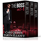 The Boss Vol. 1 - 3: a Billionaire Romance Serial