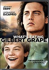WHATS EATING GILBERT GRAPEARTIST : DEPPJOHNNYRATING : PG13TYPE : DVDGENRE : DramaMFG NAME : PARAMOUNT HOME VIDEO VENDOR : UNIVERSAL STUDIOS HOME ENTERT.