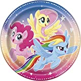 My Little Pony Party Plates Napkins Cups Serves 16 With Candles