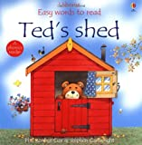 Ted's Shed, Phil Roxbee-Cox, 0746042108