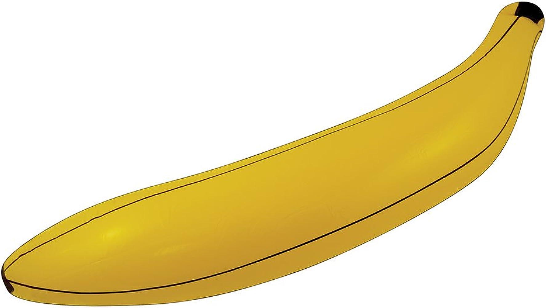 Bristol Novelty - Plátano hinchable para disfraz (80cm) (Amarillo ...