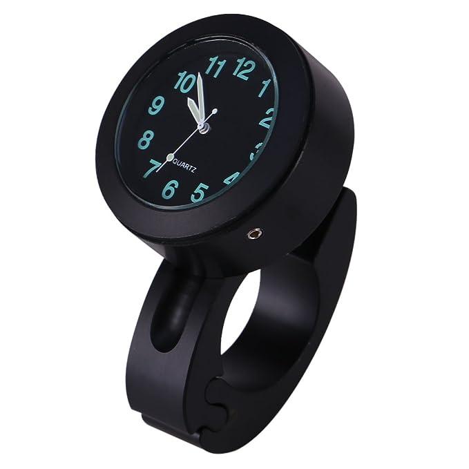 BALLSHOP 7//8  Motorraduhr Uhr Uhren Clock F/ür Motorrad Fahrrad Lenkeruhr wasserdicht