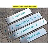 Plaques de seuil de porte en acier inoxydable–YT-CT001