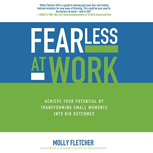 Fearless at Work: Trade Old Habits for a Power Mindset by Brilliance Audio