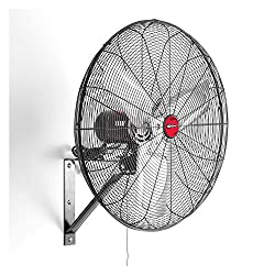 Oemtools 24884 30 Inch Oscillating Wall Mount Fan