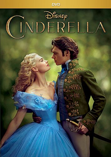 DVD : Cinderella (Live Action) (AC-3, Dolby, )