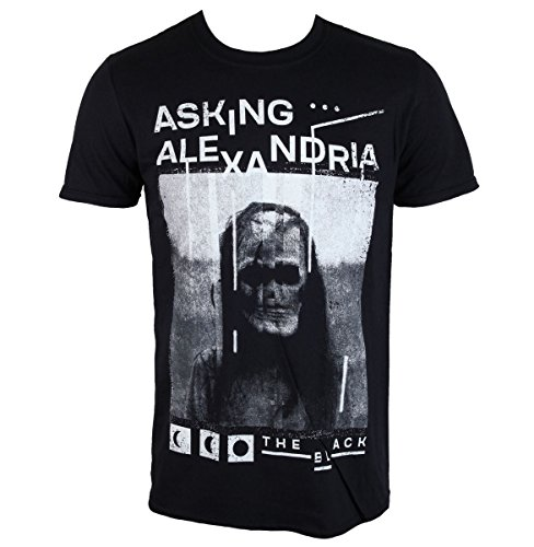 Herren T-Shirt Asking Alexandria - PLASTIC HEAD - PH9855