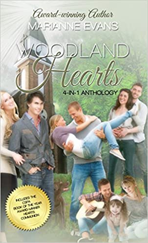 Woodland Hearts: a 4-in-1 Anthology (Woodland Church)