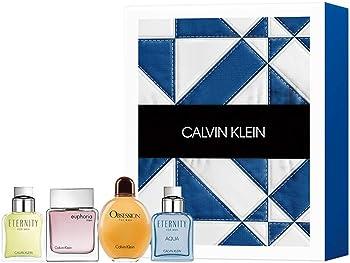 4-Piece Calvin Klein Men's Eau de Toilette Gift Set