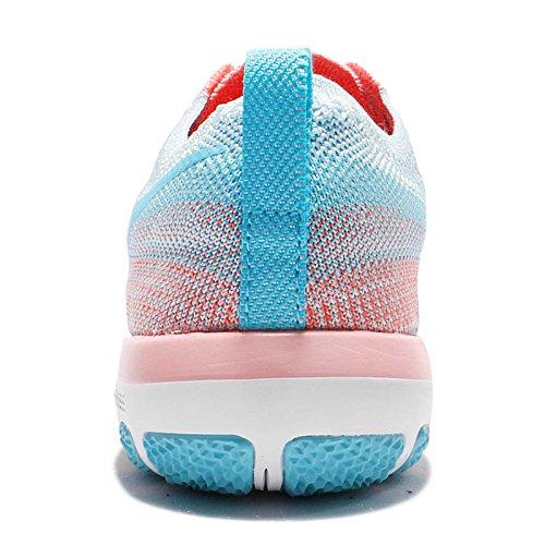 Azul Mujer TR Free Flyknit Brillante Nike de W 801 Focus Polarizado Melón Zapatillas para Senderismo OxapTqHa