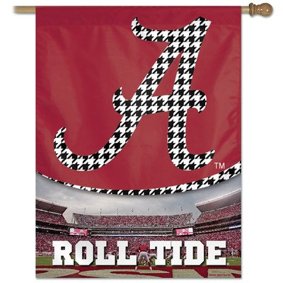 NCAA Flag NCAA Team: Alabama Houndstooth 2