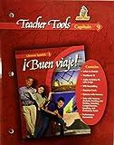 Buen Viaje Teacher Tools Fast File Capitulo 9 Glencoe Spanish 1