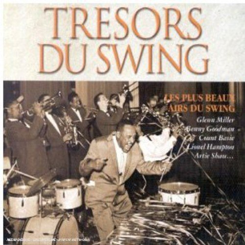 CD : Various Artists - Tresors Du Swing: Les Plus Beaux A (France - Import, 4PC)