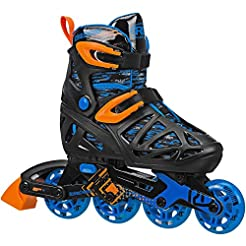 Roller Derby Tracer Boy's Adjustable Inl...