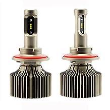 NIGHTEYE H13 LED Headlight Conversion Driving lamp Bulbs Clear 6000k True White Light 60W 9000LM