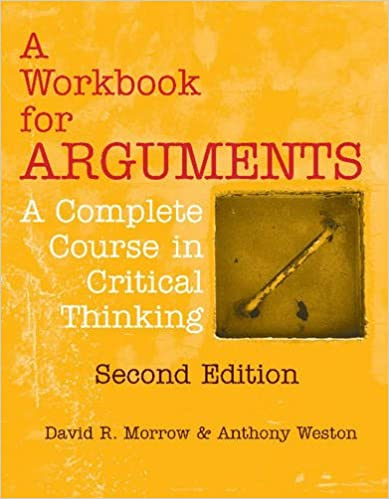 As Critical Thinking Argument Elements - image 7