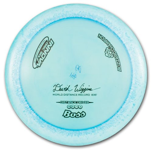 Innova - Champion Discs Blizzard Champion Boss Golf Disc, 151-159gm (Colors may vary)