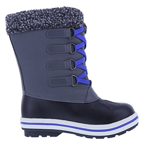b5071576764b Rugged Outback Boys  Brisk Weather Boot