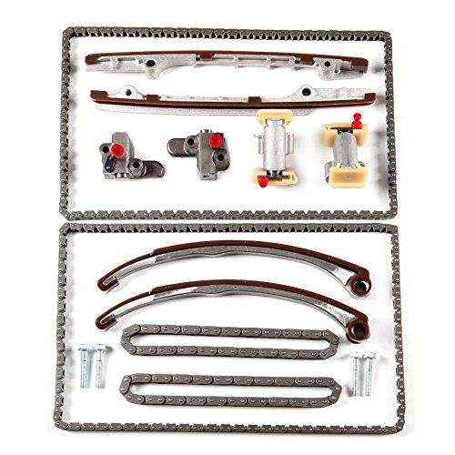 ECCPP Timing Chain Kit W/o Gears for 2001 - 2006 Ford Thunderbird Lincoln LS 3.9L -  053961-5211-1722011