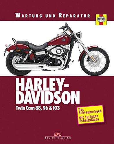 Harley Davidson TwinCam 88/96 & 103: Wartung und Repartur: Amazon.de ...
