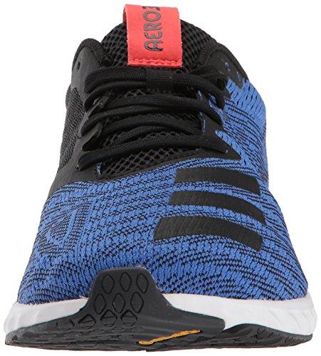 Adidas Hombres Zapato Corriente, Base De Plata Negro / Metálico / Blanco Aerobounce Pr M, 12 M Nos Hi-res Azul / Núcleo Negro / Rojo De Alta Resolución