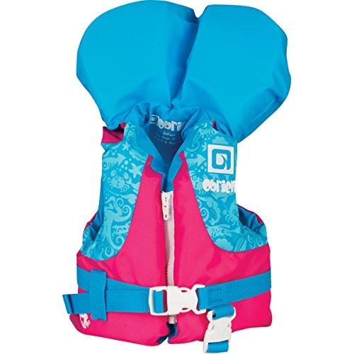 - Obrien Girls Infant Nylon Vest with Collar Type ll PFD