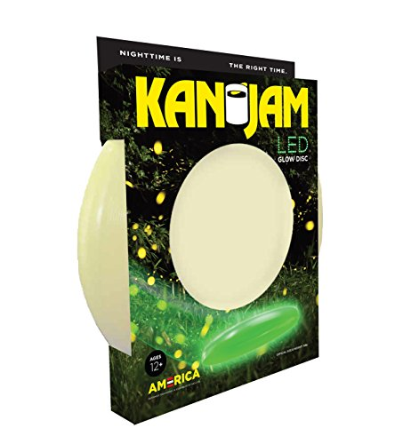 Kan Jam LED Glow Disc by Kan Jam