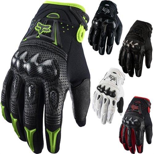 Fox Head Men's Bomber Glove, Black, XX-Large(12)