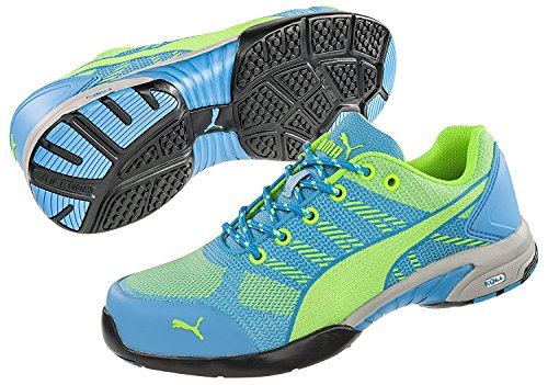Puma Safety Womens Celerity Knit Sd Blue